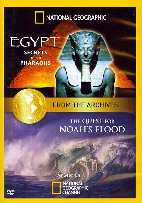 EGYPT:SECRETS OF THE PHARAOHS AND THE (DVD)